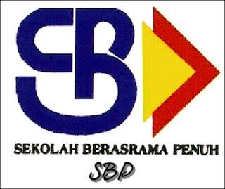 Logo Sekolah berasrama penuh SBP di Malaysia