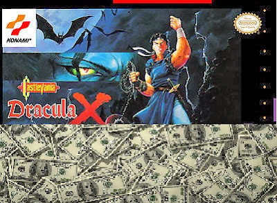 buy Konami Castlevania Dracula X Let's Play