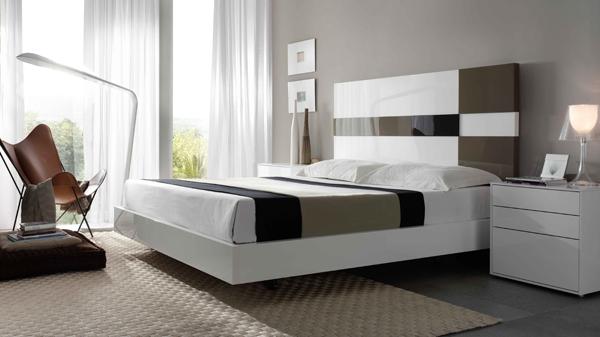 Fotografias de dormitorios de matrimonio modernos for Dormitorios matrimonio modernos y originales