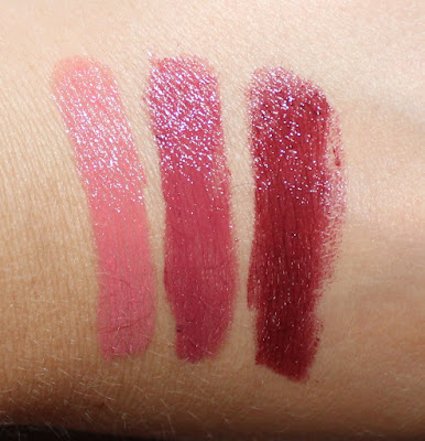 Dior Fall 2015 Rouge Dior Lipstick Swatches