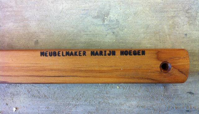 Marijn Hoegen hammer