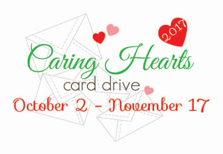 Caring Hearts Card Drive 2017