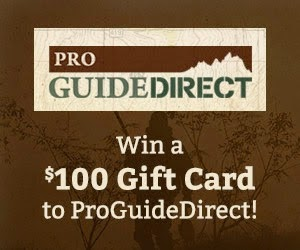 $100 Pro Guide Direct Gift Card Giveaway