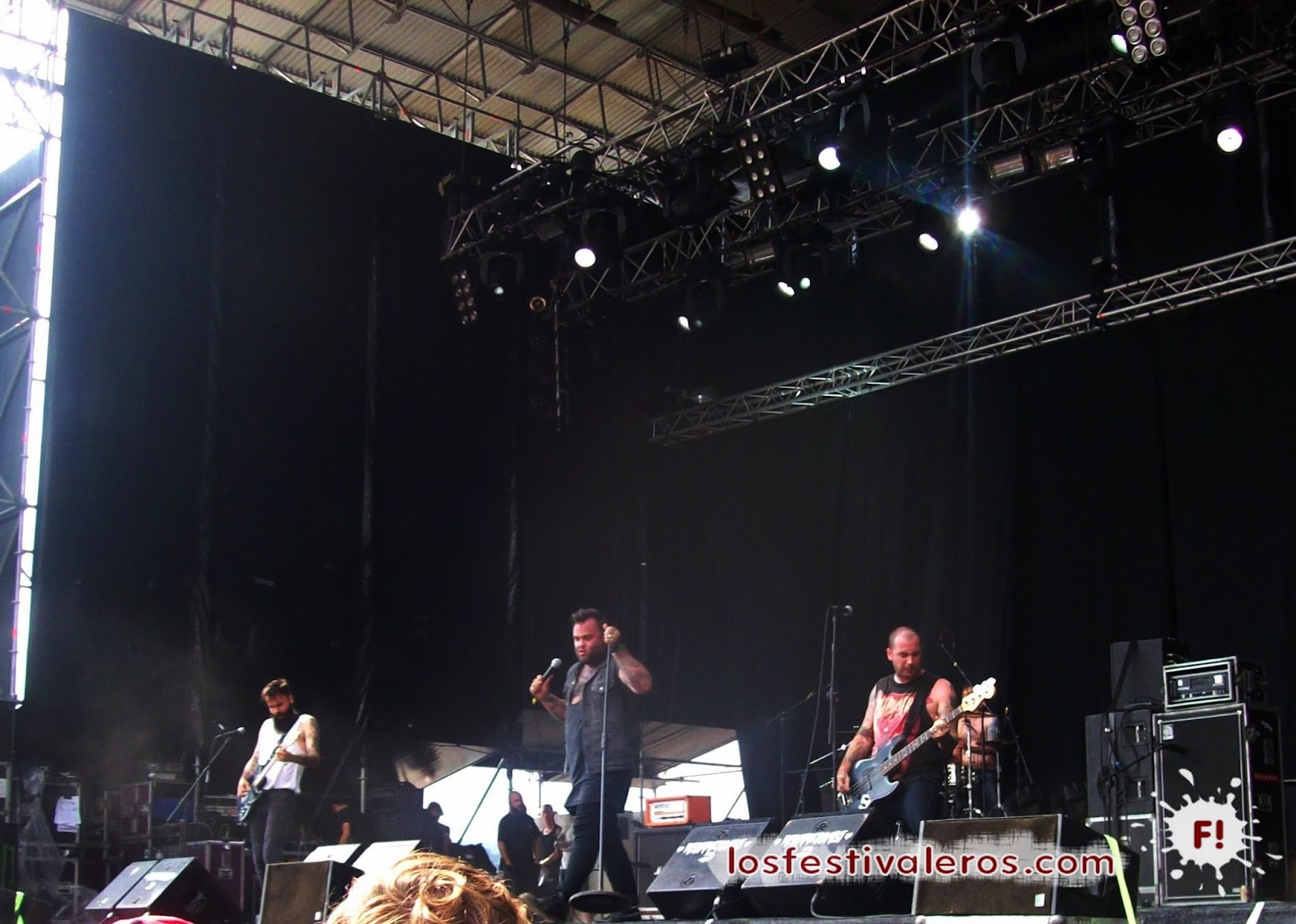 Gallows, Resurrection Fest 2014, Festival