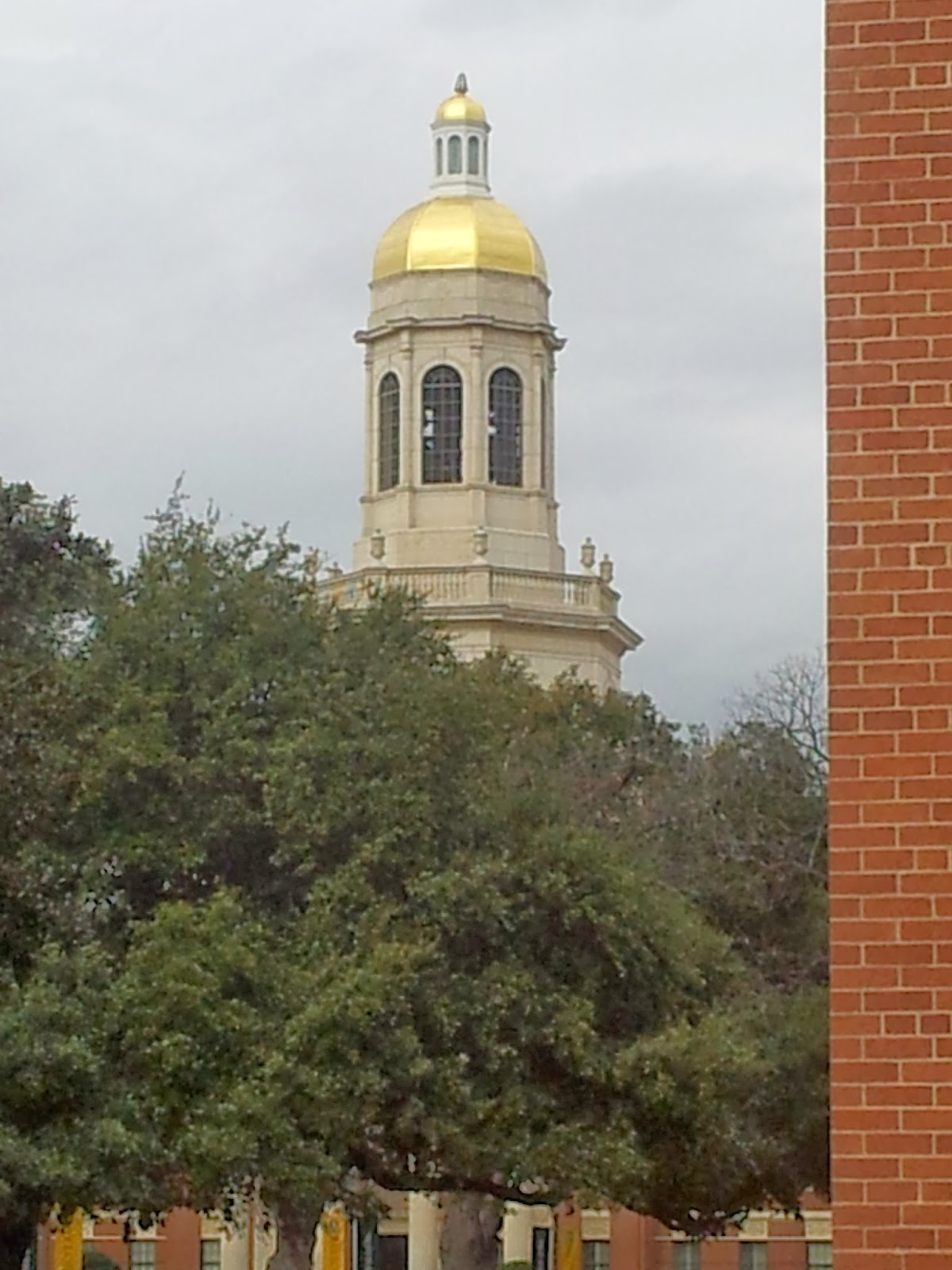 Bell Tower at Baylor