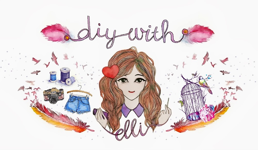 DIY with Elli ♥ || Do-it-yourself, tutorials & inspiration.