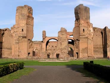 Terme di Caracalla domenica 3 aprile ore 11:00 ingresso gratuito