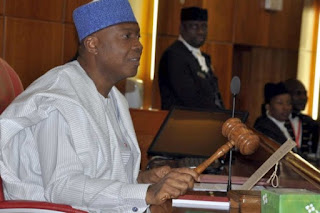 Saraki announces Buhari's Ministerial List