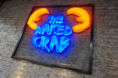FEATURED : The Naked Crab