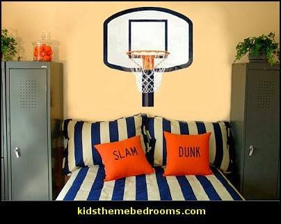 basketball hoop wall decal the basketball hoop and backboard are 31