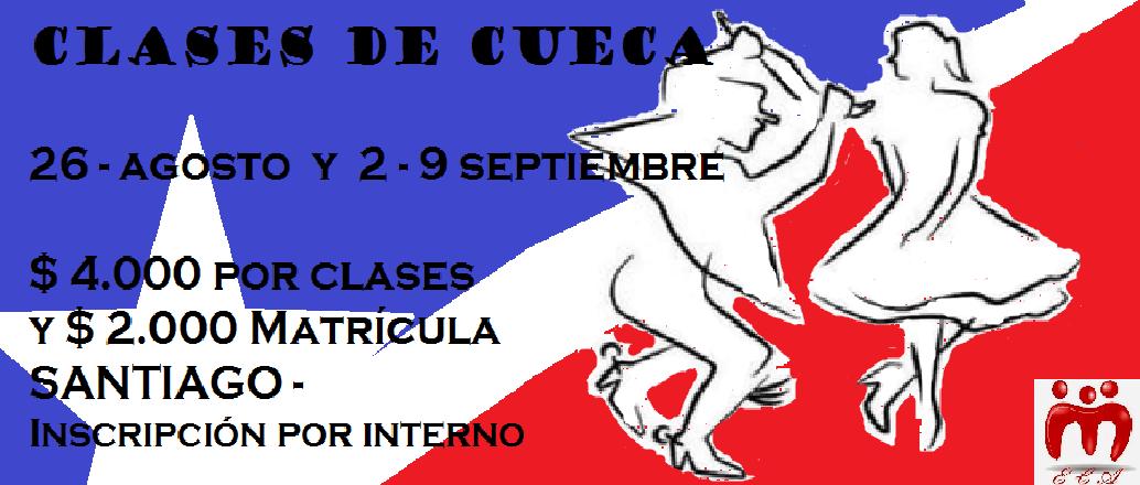 CLASES DE LA  CUECA CHILENA