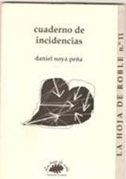 Cuaderno de incidencias (2004)