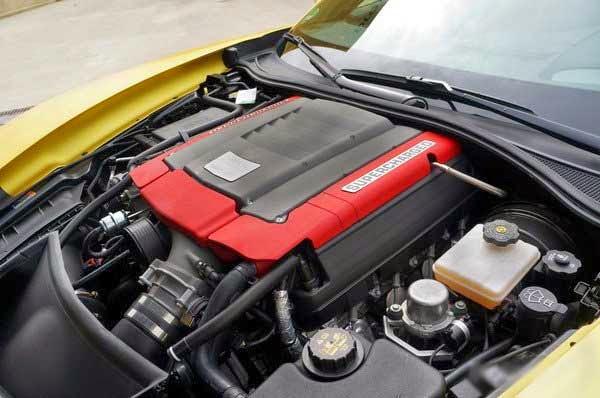 2014 Chevrolet Corvette C7 Stingray By GeigerCars