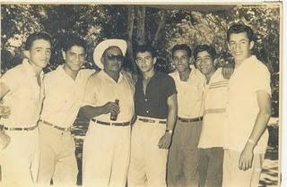 1957 CLUB DE CAZA TIRO Y PESCA EL CERVATILLO
