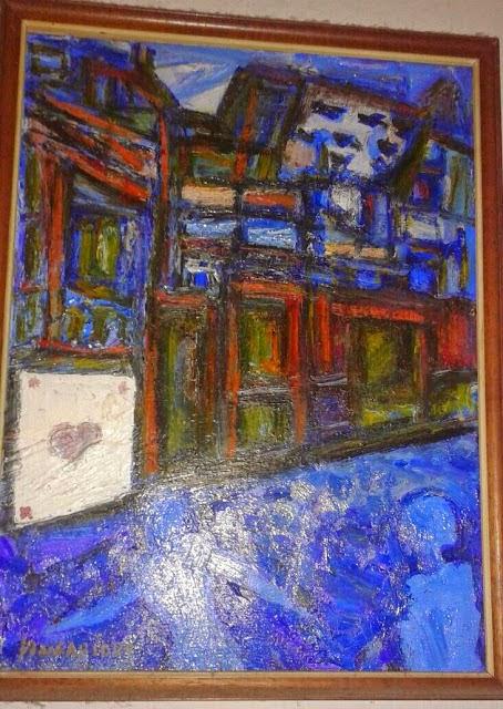 la strada blu