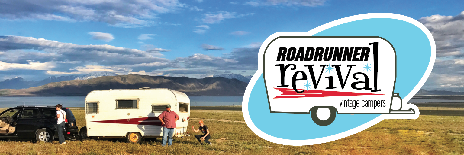 RoadRunner Revival: Vintage Camper Trailers