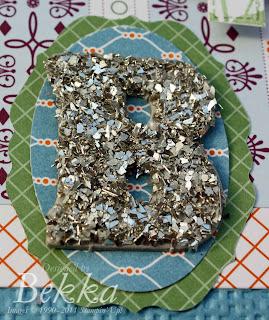 Silver Glass Glitter