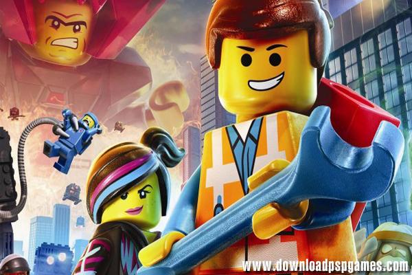 PS3 movie ROMs the Lego
