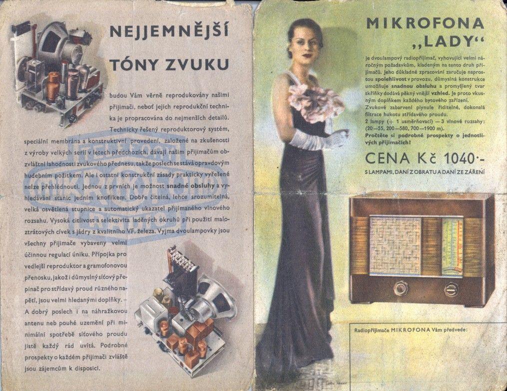 Doctor Ojiplático. Aparatos de Radio. 42 ejemplos de publicidad vintage