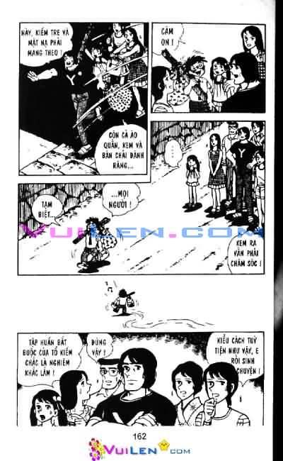 Siêu quậy Teppi chap 6 - Trang 163