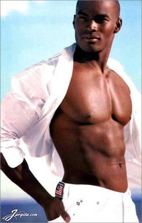 Swoon-Worthy Saturday: Tyson Beckford