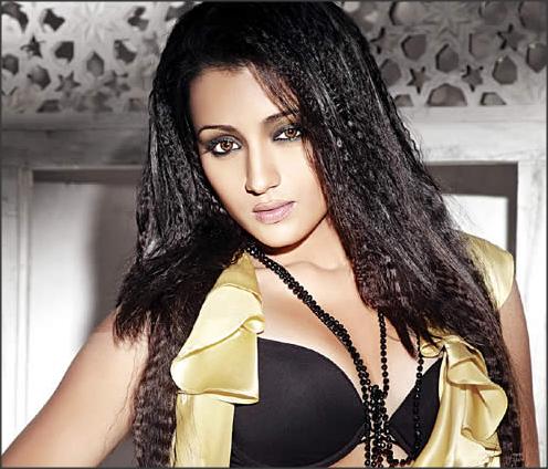 Trisha Krishnan - globelensa.blogspot.com