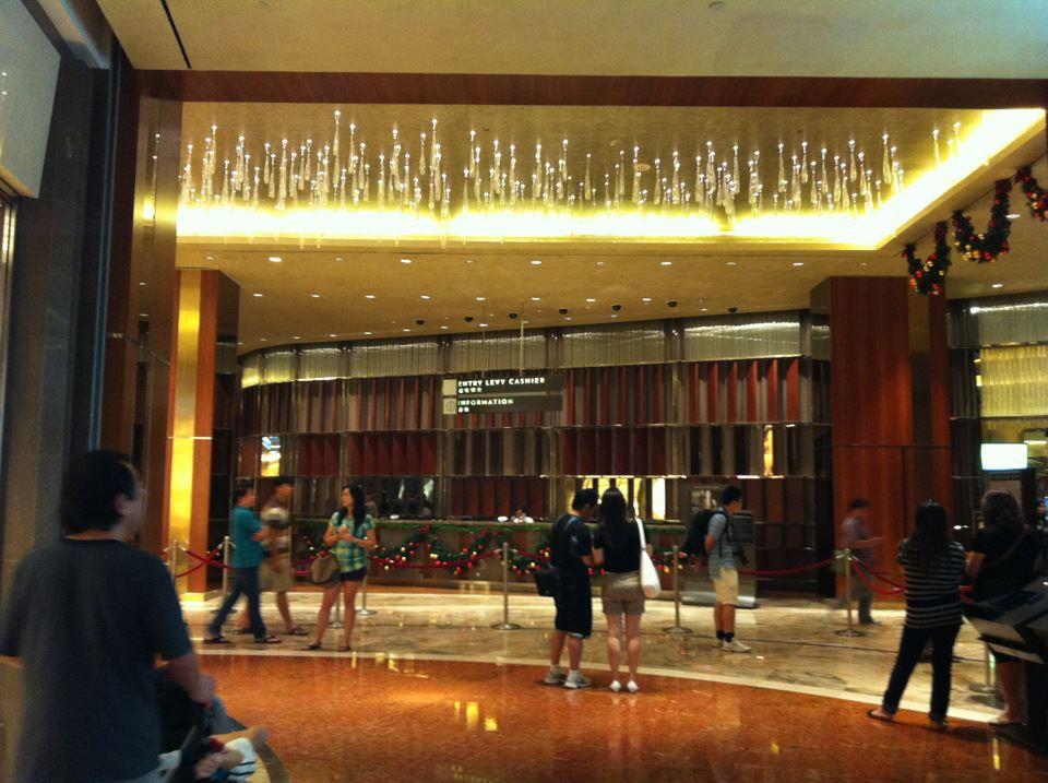 Casino marina bay sands entrance ordre de valeur des cartes au poker
