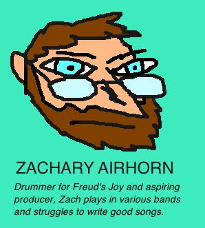 zachary airhorn