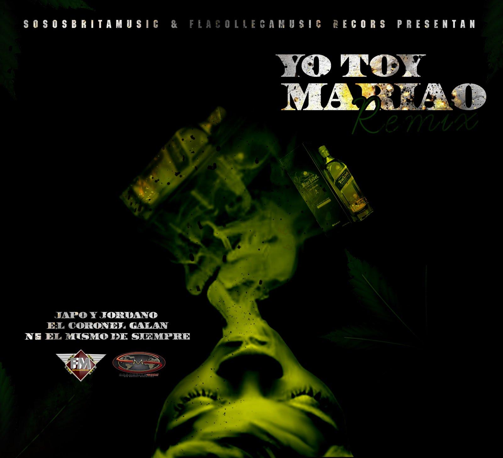 Yo Toy Mariao Remix Japo Y Jordano