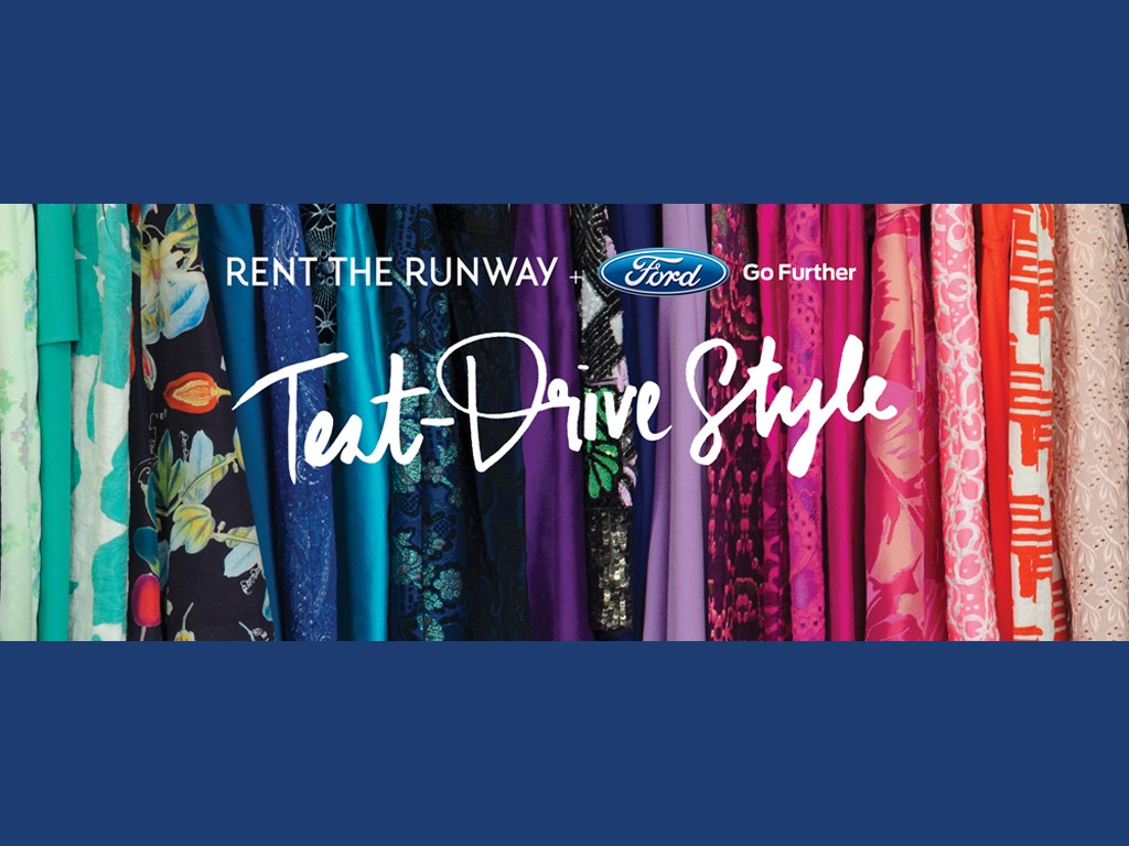 Win a Stylish New Ride and Wardrobe With Ford and Rent the Runway