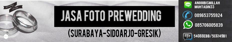 Jasa Prewedding Surabaya - Sidoarjo Foto Prewedd Outdoor Harga Paket Murah
