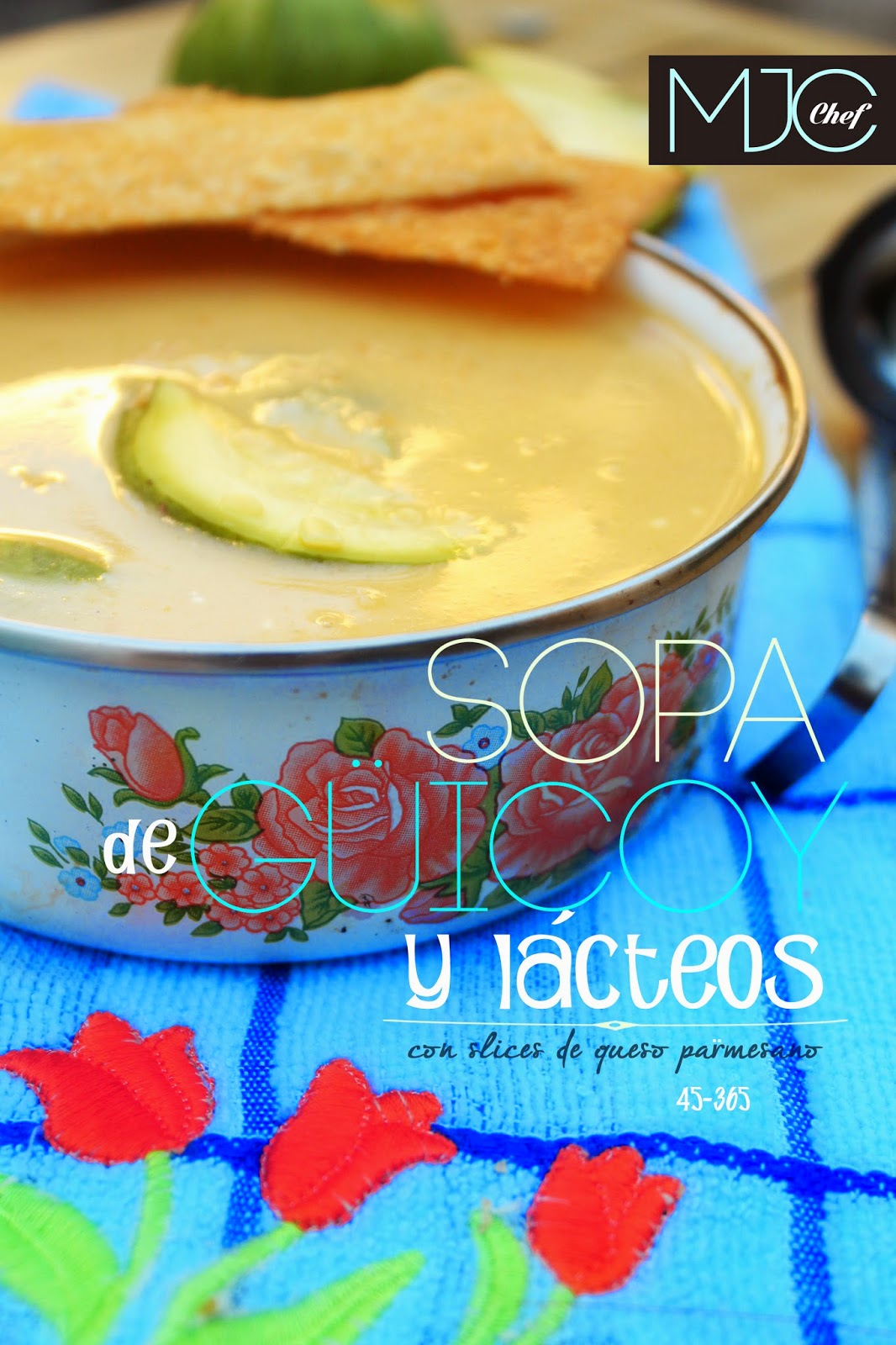 Sopa de güicoy
