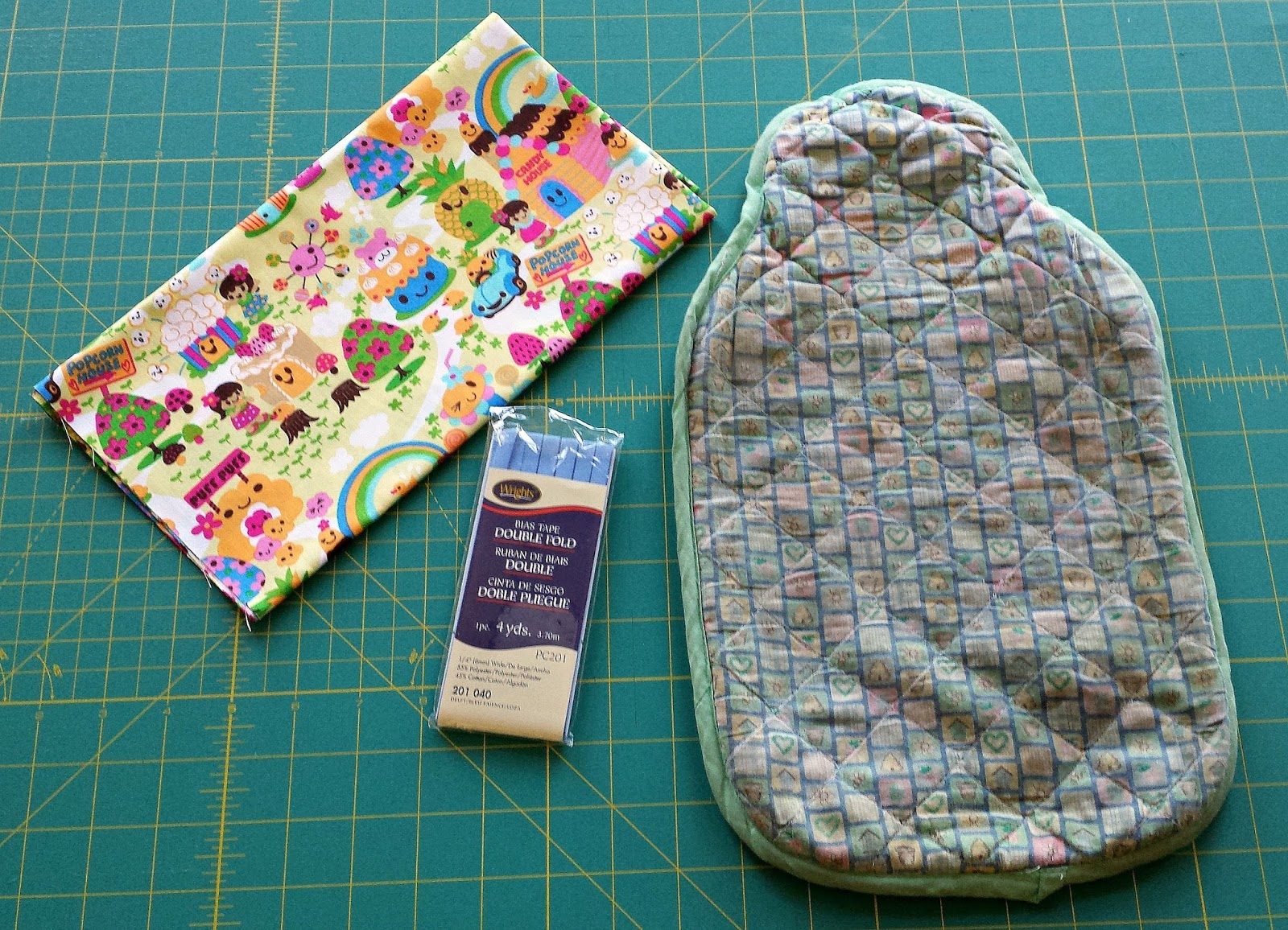 irish thREDhead: Quilted Hot Water Bottle Cover - A Quick Tutorial : quilted hot water bottle cover - Adamdwight.com