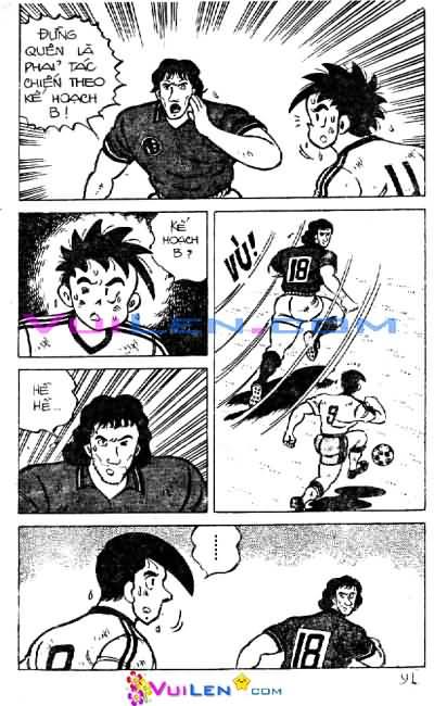 Jindodinho - Đường Dẫn Đến Khung Thành III Tập 36 page 91 Congtruyen24h