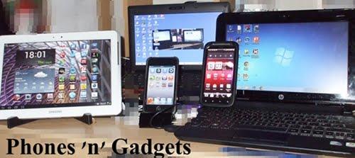 Phones  'n' Gadgets