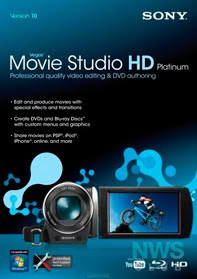 Download Vegas Movie Studio HD Platinum 11