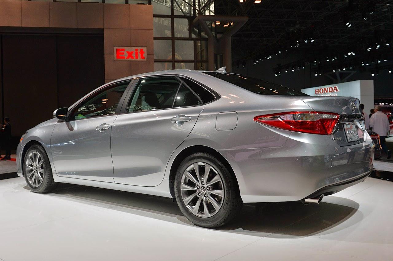 New 2015 Toyota Camry