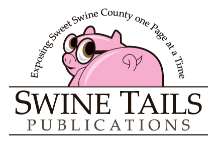 Shocking Swine Tails Publications tell-all books!