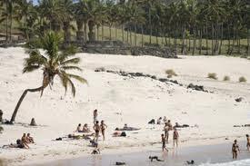 La Mejor Playa de Isla de Pascua