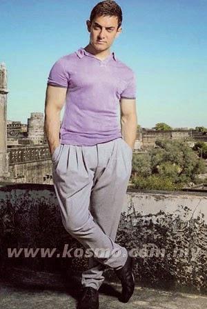 Aamir Khan belum puas berlakon