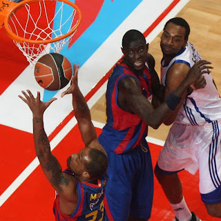 Basketball Spain