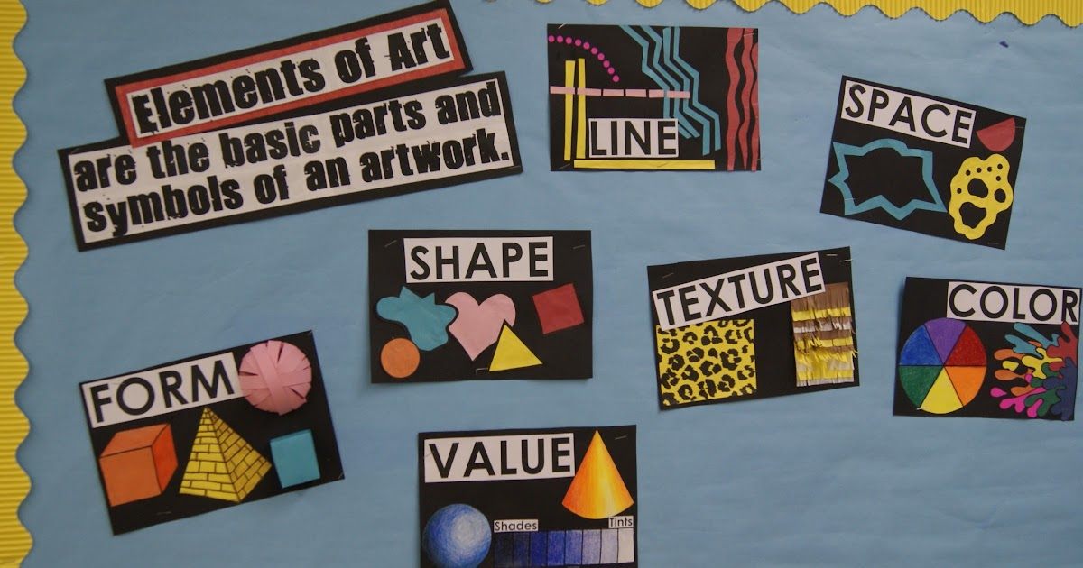 Basic Elements Of Art : Elements of arts