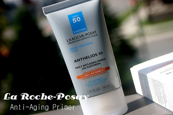 makeup beauty and more la roche posay anthelios 50 daily anti aging primer with sunscreen. Black Bedroom Furniture Sets. Home Design Ideas