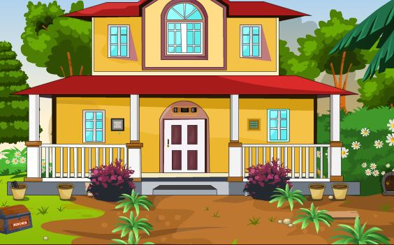 TheEscapeGames Cute Bungalow Escape Walkthrough