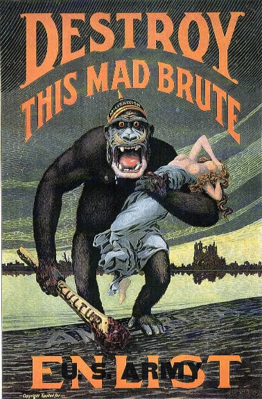 Dehumanizing Propaganda