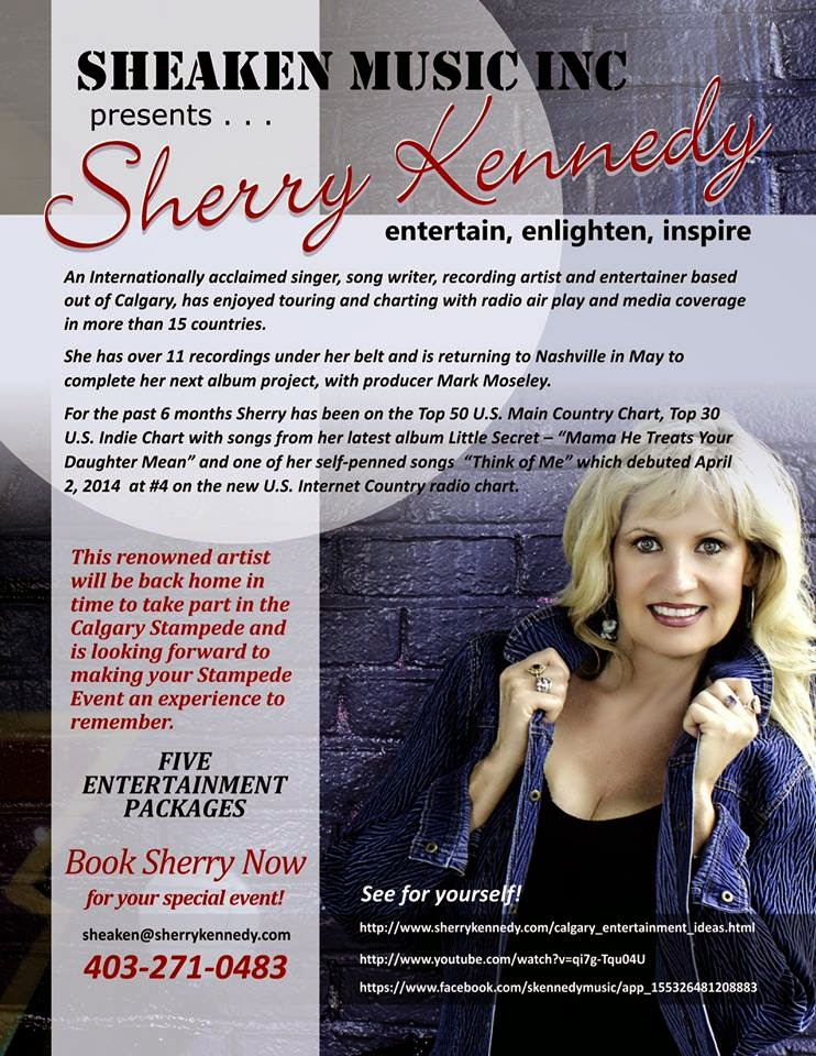 http://www.sherrykennedy.com/calgary_entertainment_ideas.html