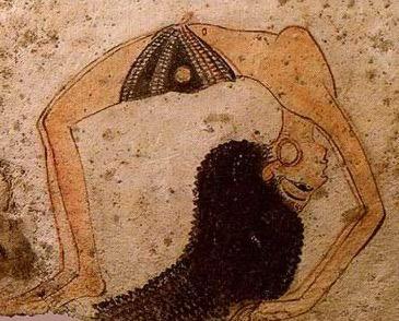 الرقص فى مصر الفرعونية