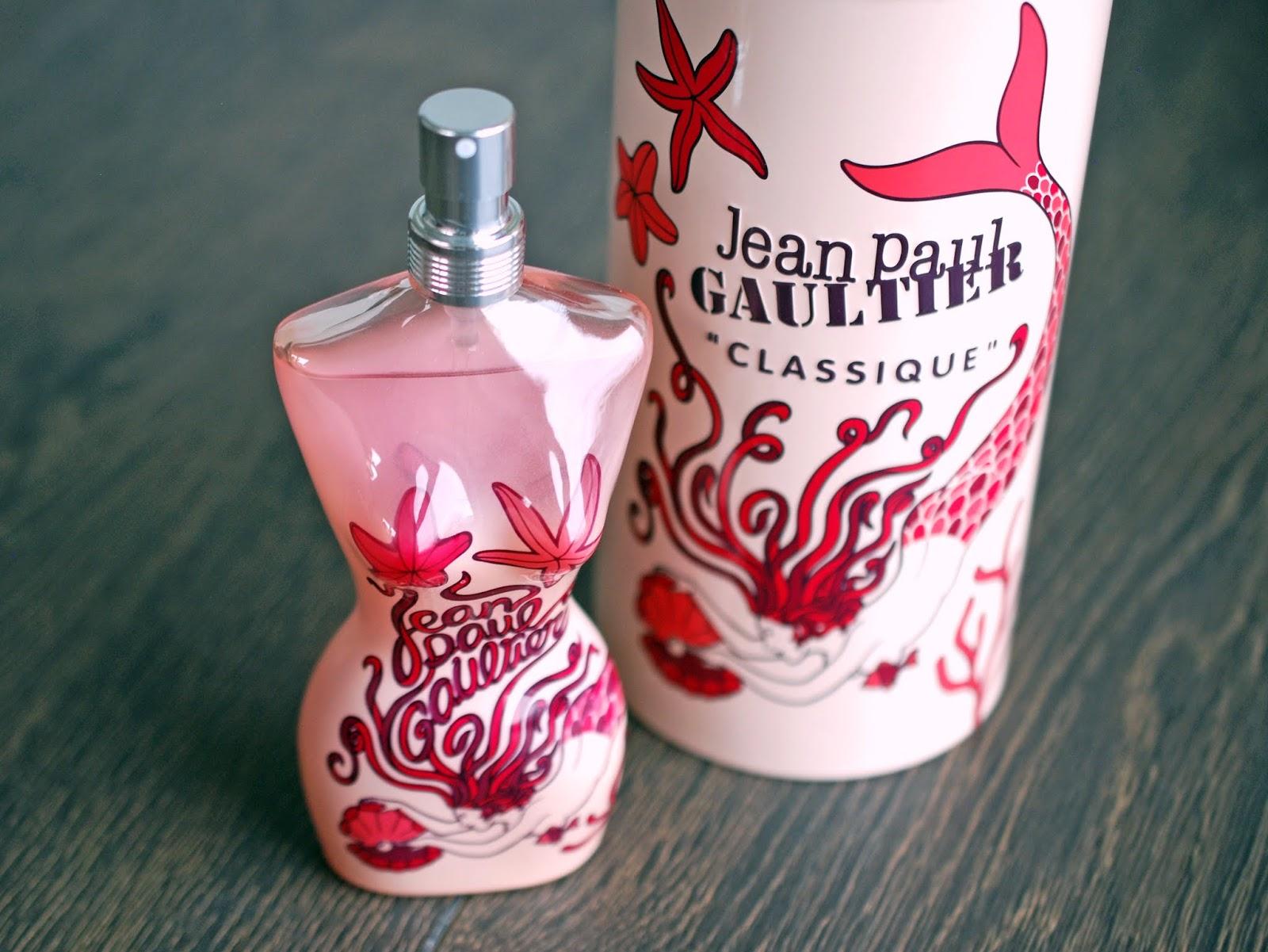 Top 3 Sommerdüfte Jean Paul Gaultier Classique Eau D'Ete Summer Fragrance 2014
