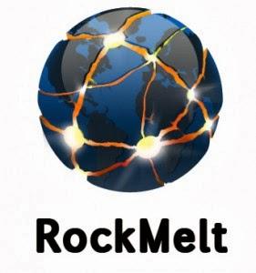 تحميل متصفح روك ميلت download rockmelt