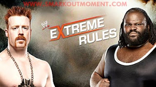Download WWE Extreme Rules 2013 Spoilers results predictions Sheamus vs Mark Henry
